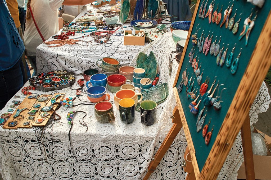 December Ditch The Couch and Holiday Sales & Craft Fairs